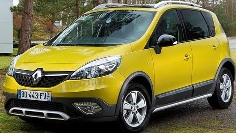 Renault Scénic Xmod Renault Scénic Xmod