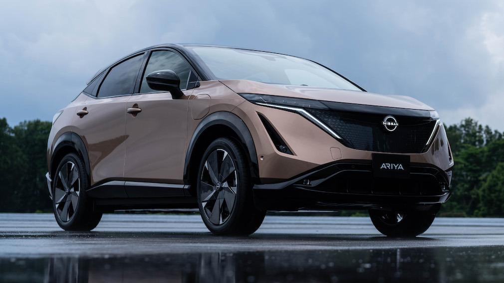 Nissan Ariya Nissan Ariya