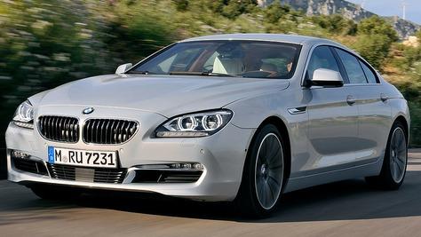 BMW 6er Gran Coupé  BMW 6er Gran Coupé