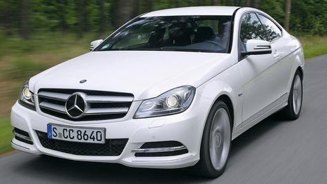 Mercedes C-Klasse Coupé C 204