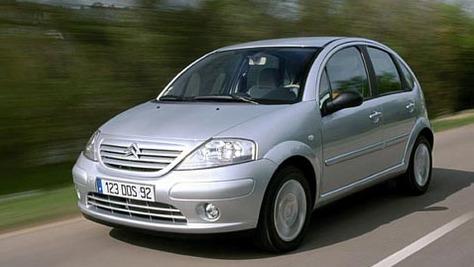 Citroën C3 First Citroën C3 First