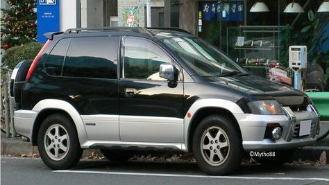 Mitsubishi Space Runner Gen. 2