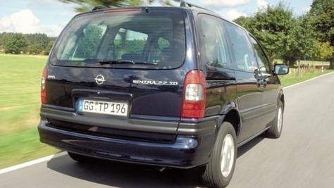 Opel Sintra Opel Sintra