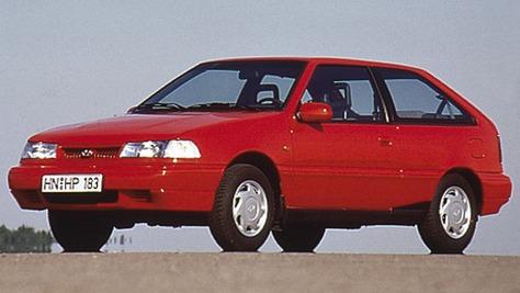 Hyundai Pony X2