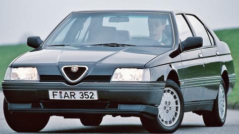 Alfa Romeo 164 Alfa Romeo 164