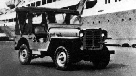Nissan Patrol 4W60