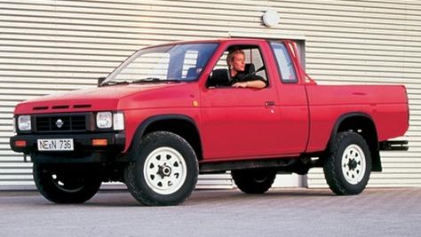 Nissan NP300 D/W21