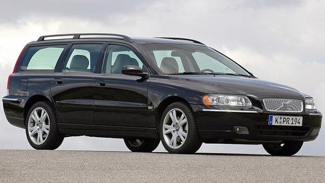 Volvo V70 Typ S