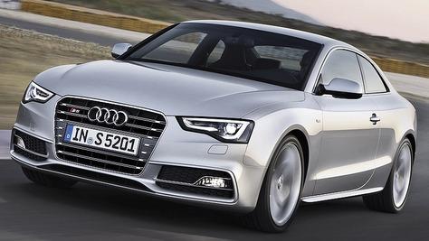 Audi S5 I