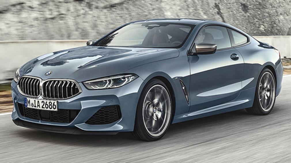 BMW 8er G17