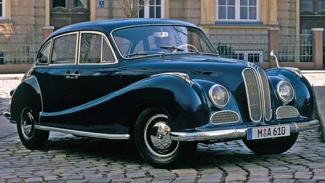 BMW Barockengel 502