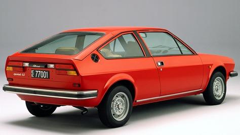 Alfa Romeo Alfasud Sprint Alfa Romeo Alfasud Sprint