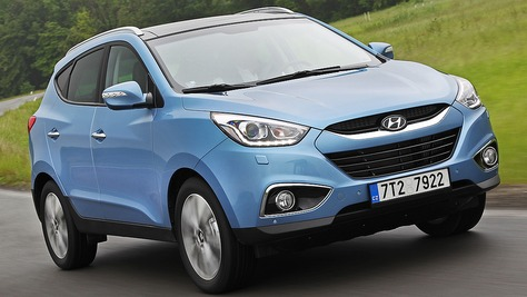 Hyundai ix35 Hyundai ix35