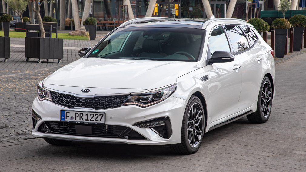 Kia Optima II