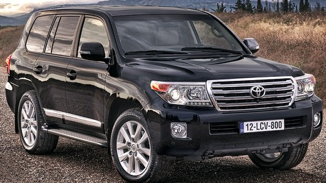 Toyota Land Cruiser V8 Toyota Land Cruiser V8