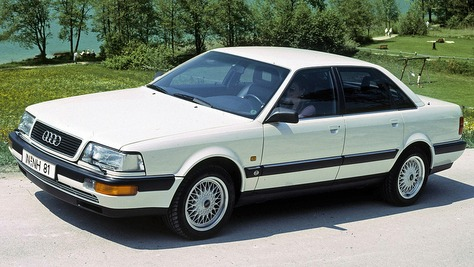 Audi V8 Audi V8