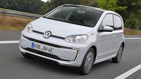 VW e-Up VW e-Up