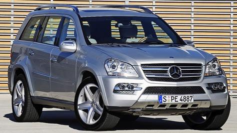Mercedes GLS I (X 164)