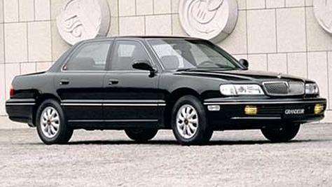 Hyundai Grandeur Gen. 2