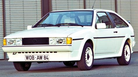 VW Scirocco II Typ 53B