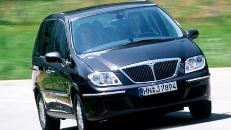 Lancia Phedra Lancia Phedra