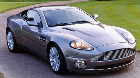 Aston Martin V12 Vanquish Aston Martin V12 Vanquish