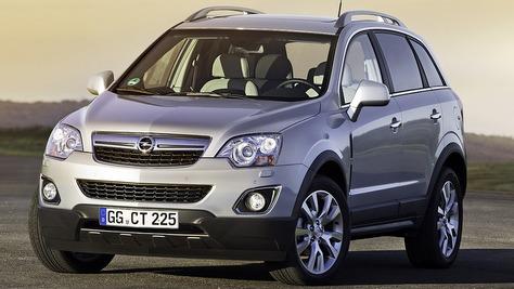 Opel Antara Opel Antara