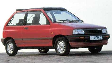 Mazda 121 DA