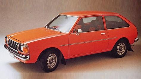 Mazda 323 FA4