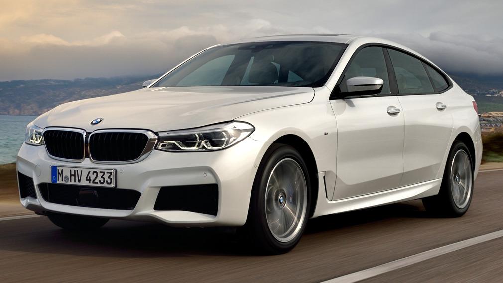 BMW 6er G32