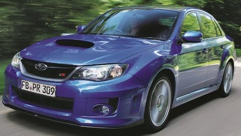 Subaru WRX STi Gen. 4