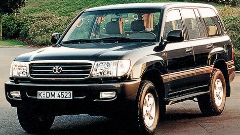 Toyota Land Cruiser J10