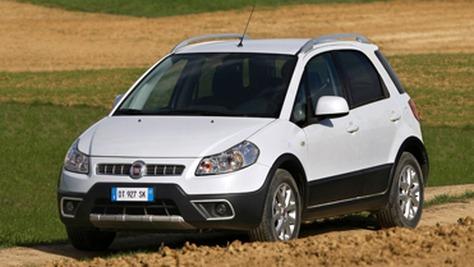 Fiat Sedici Fiat Sedici
