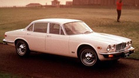 Jaguar XJ Serie II