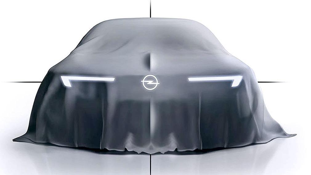 Zukünftige Opel Zukünftige Opel
