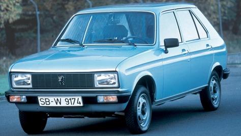 Peugeot 104 Peugeot 104
