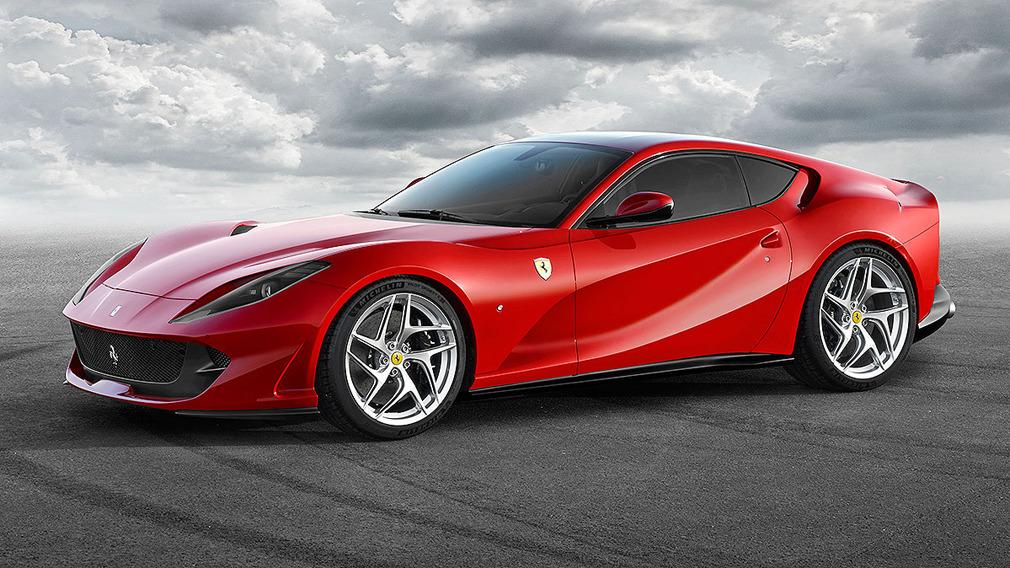 Ferrari 812 Superfast Ferrari 812 Superfast