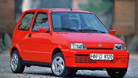 Fiat Cinquecento Fiat Cinquecento