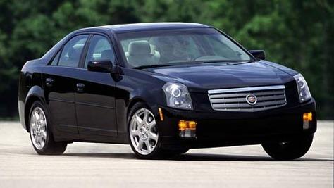 Cadillac CTS I