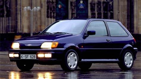 Ford Fiesta MK 3