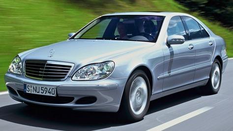 Mercedes S-Klasse W 220