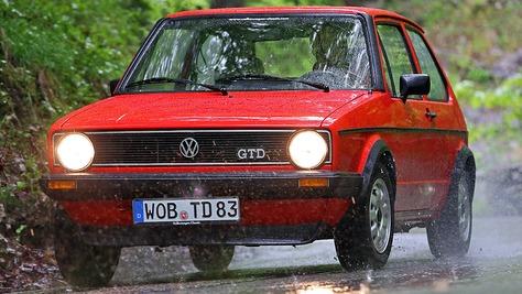VW Golf GTD I (Typ 17)