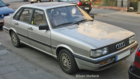 Audi 90 81/85