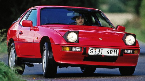 Porsche 924 Porsche 924