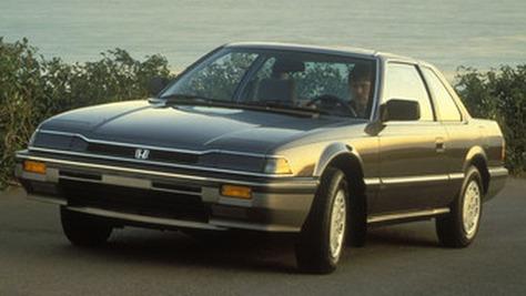 Honda Prelude II (BA2/AB)