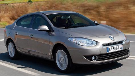 Renault Fluence Renault Fluence