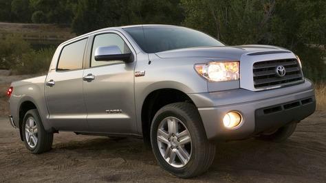 Toyota Tundra Gen. 2