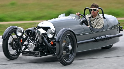 Morgan Threewheeler Gen.2
