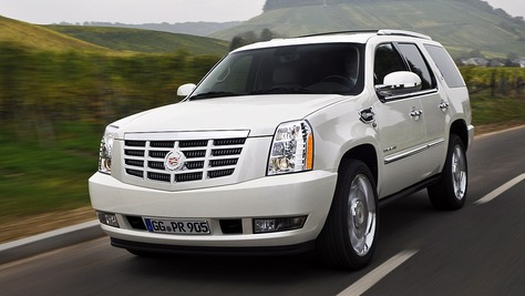 Cadillac Escalade GMT900