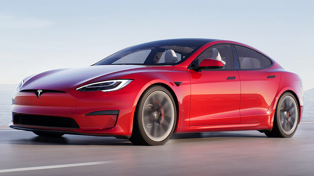 Tesla Model S Tesla Model S